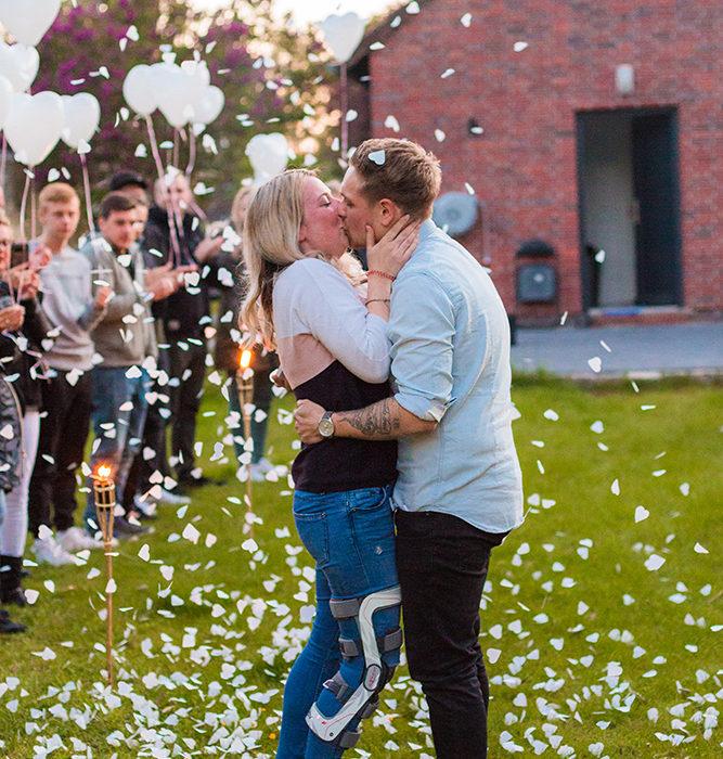 Hochzeitsantrag - Yanina & Marius